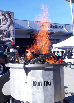 «S» Kon-Tiki mit Aluring