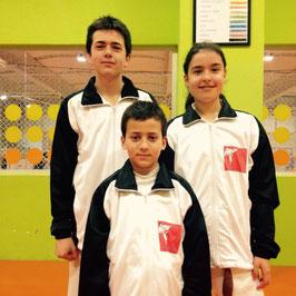 Chaqueta Escuela de Karate Benicalap