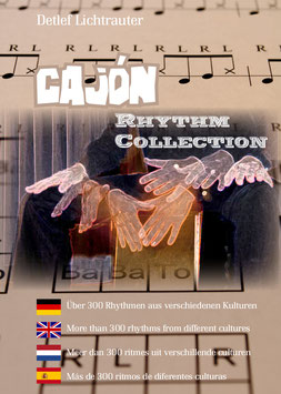 Cajón Rhythm Collection PDF+mp3