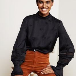 Fabienne Chapot Leo blouse black