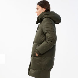 By Bar Jackie long coat green