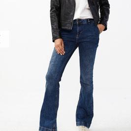 By Bar Leila flared jeans denim
