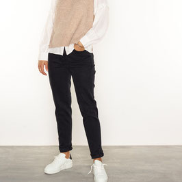 MSCH mom fit jeans off black