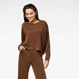 Simple shirt bruin