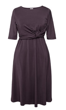 boob Umstandskleid mit Stillfunktion Twist dress cassis