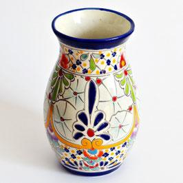 Mexiko Vase Talavera - CARIBE