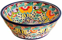 FRIDA - MEX4 Aufsatzwaschbecken aus Mexiko