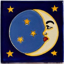 OM 241 Mond - 11x11 cm - Mexiko Fliese