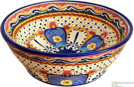 MAYA - MEX4 Aufsatzwaschbecken aus Mexiko