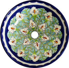 CALLA - MEX3 Aufsatzwaschbecken aus Mexiko