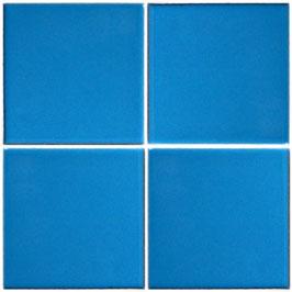 Blau türkis - 11x11 cm Mexiko Fliese