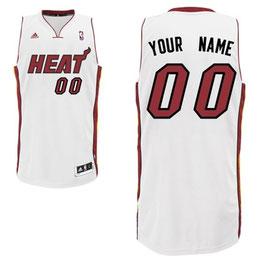 Нанести фамилию на форму Майами белую