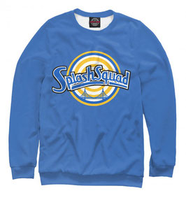 свитшот NBA синий Голден Стэйт Уорриорз 5