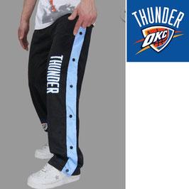 купить штаны NBA Оклахома Сити Тандер черные