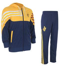 разминочный баскетбольный костюм НБА команды Кливленд Кавальерс цвет синий