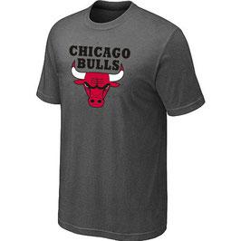купить футболку Чикаго Булс серую