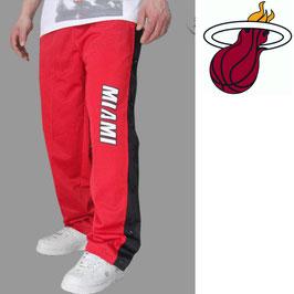 купить штаны NBA Майами Хит красные