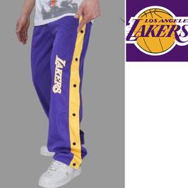 купить штаны Лос Анджелес Лейкерс фиолетовые