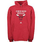 купить толстовку Чикаго Булс красную