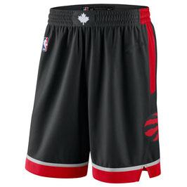 Баскетбольные шорты НБА Торонто Рэпторс черные SWINGMAN