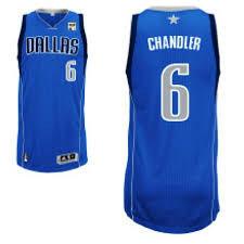 Баскетбольная майка Даллас Маверикс № 6 Чендлер Тайсон синяя SWINGMAN REV30