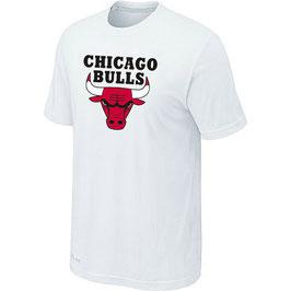 купить футболку Чикаго Булс белую