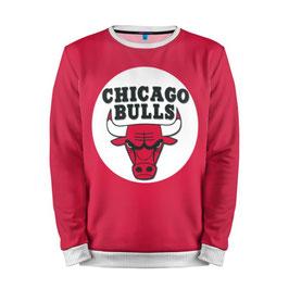 кофта NBA красная Чикаго Булс 2