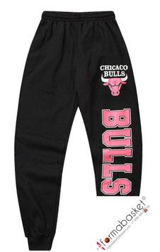 купить штаны Чикаго Булс черные джоггеры