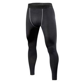 компрессионные штаны для баскетбола обычной длины (до щиколоток)