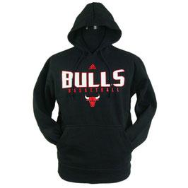 купить толстовку Чикаго Булс черную