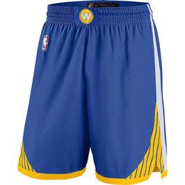 NEW 2017 Голден Стэйт Уорриорз синие баскетбольные шорты NBA