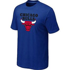 купить футболку Чикаго Булс синюю