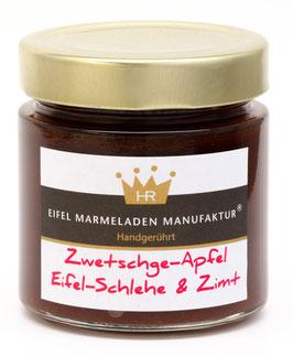 Zwetschge-Apfel, Eifel-Schlehe & Zimt