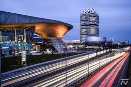BMW Welt und Museum - München