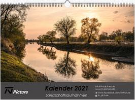 Jahreskalender 2021 - TN Picture