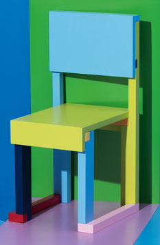 Chair EASYDiA Kids (18 months - 4 yrs) #1 Multicolour. Model FIRENZE.