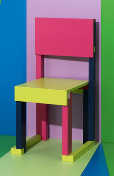EASYDiA Junior chair (4 – 10 yrs) #1 Multicolour. Model VENEZIA.