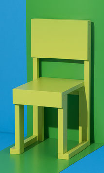 Chair EASYDiA Kids (18 months - 4 yrs) #1 Monocolour. Model GRANNY SMITH.