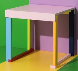 Tavolo EASYoLo Kids (18 mesi - 4 anni) #1 Multicolour. Modello PRAGA.