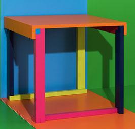 Tavolo EASYoLo Junior (4 - 10 anni) #1 Multicolour. Modello AMSTERDAM.