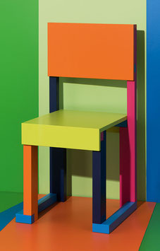EASYDiA Junior chair (4 – 10 yrs) #1 Multicolour. Model AMSTERDAM.