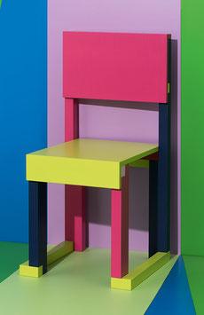 Sedia EASYDiA Junior (4 – 10 anni) #1 Multicolour. Modello VENEZIA.