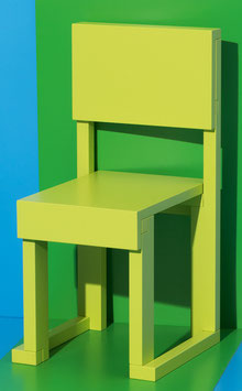 EASYDiA Junior chair (4 – 10 yrs) #1 Multicolour. Model GRANNY SMITH.