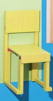 EASYDiA Junior chair (4 – 10 yrs) #1 Monocolour. Model Terramare GG Fuchs Limited.