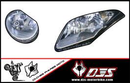 1 jeu de stickers imitation phare DJS pour BMW S1000RR a coller sur poly - référence : S1000RR-2009-2014-imitation phare
