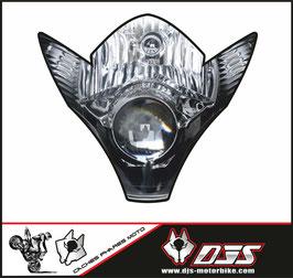 1 jeu de stickers phares DJS pour kawaski gsxr a coller sur poly - référence : gsxr-600-750-2006-2007-imitation phare-