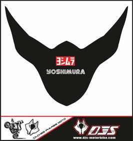 1 cache phare DJS pour Suzuki gsx-r 1000 2009-2015 microperforé qui laisse passer la lumière - référence : gsx-r 1000-2009-2015-010-
