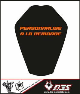 1  cache phare DJS pour KTM GT 1290 2015-2018 microperforés qui laissent passer la lumière - référence : GT 1290 2015-2018-PERSONNALISE-
