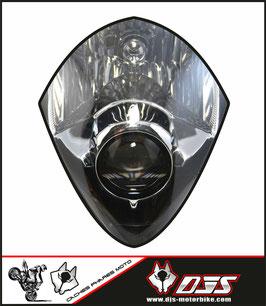 1 jeu de stickers imitation phare DJS pour SUZUKI GSXR 1000 a coller sur poly - référence : GSXR 1000-2007-2008-imitation phare
