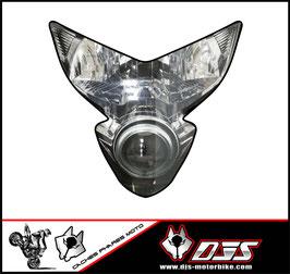 1 jeu de stickers imitation phare DJS pour SUZUKI GSXR 600-750 a coller sur poly - référence : GSXR 600-750-2004-2005-imitation phare